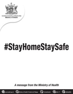 #StayHomeStaySafe